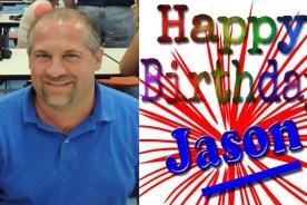 Happy Birthday, Jason!!!