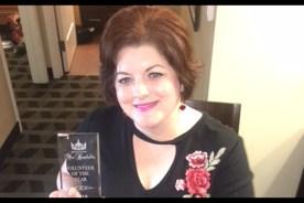 Grubbs Receives Award