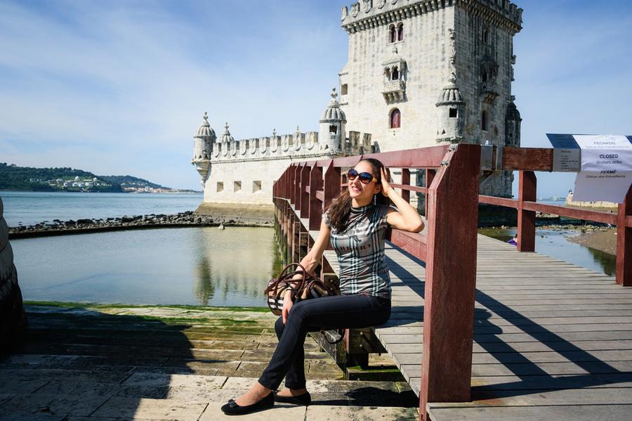 Белемската кула, Лисабон, Португалия