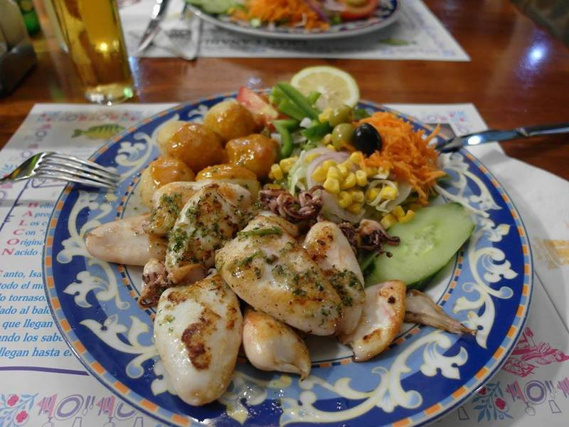 Ресторант Balcon Canario, Пуерто Рико, Гран Канария.