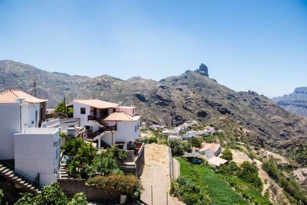 Изглед от Техеда, Гран Канария