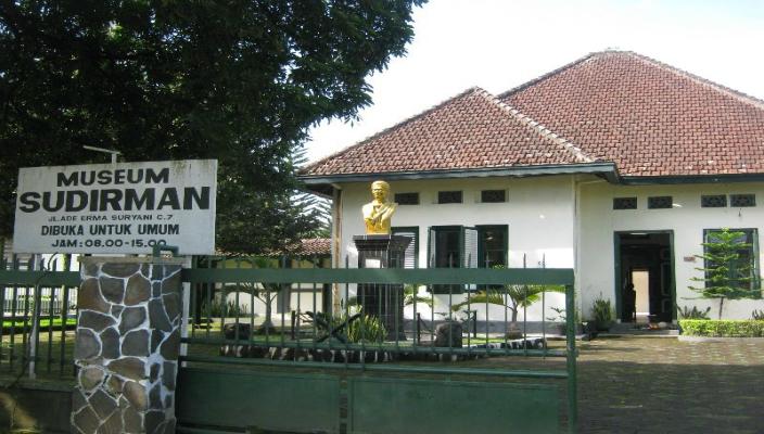 Wisata Museum Jenderal Sudirman