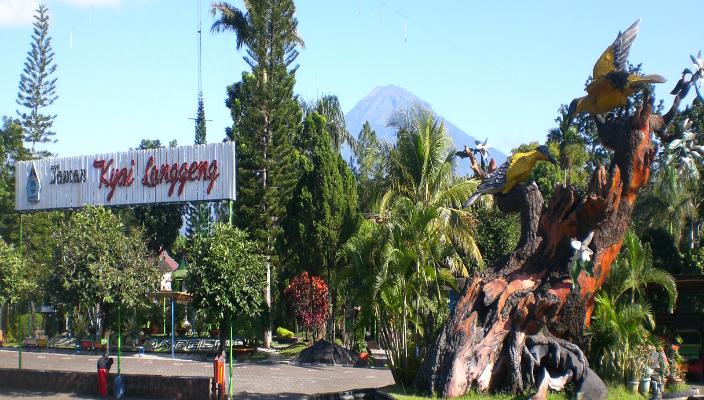 Wisata Taman Kyai Langgeng Magelang