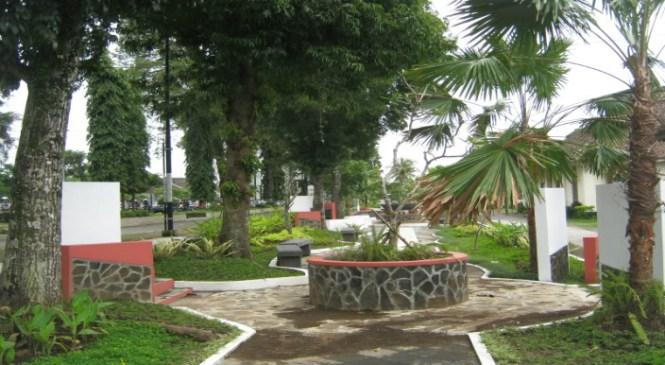 Taman Lansia Kota Magelang