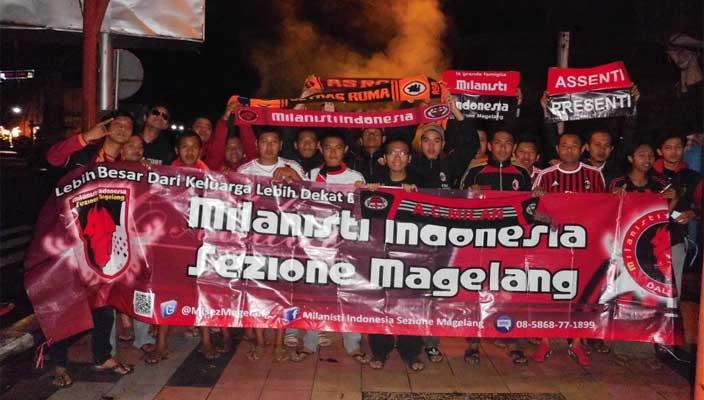 Milanisti Indonesia Seizone Magelang