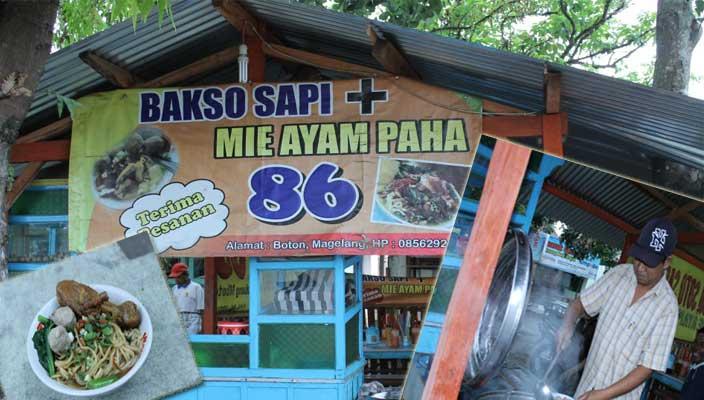 Warung Bakso 86