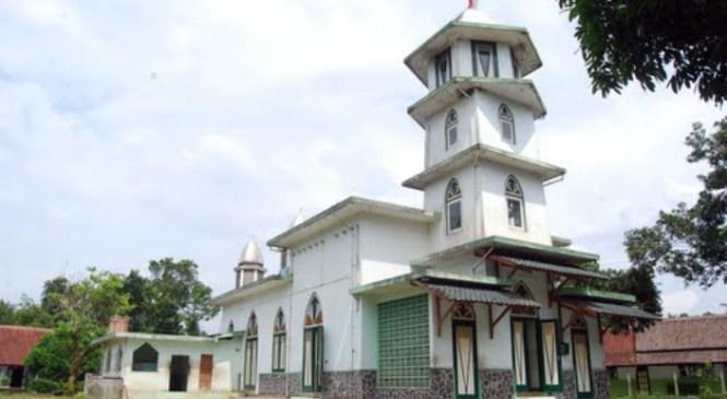Masjid Langgar Agung Diponegoro Magelang