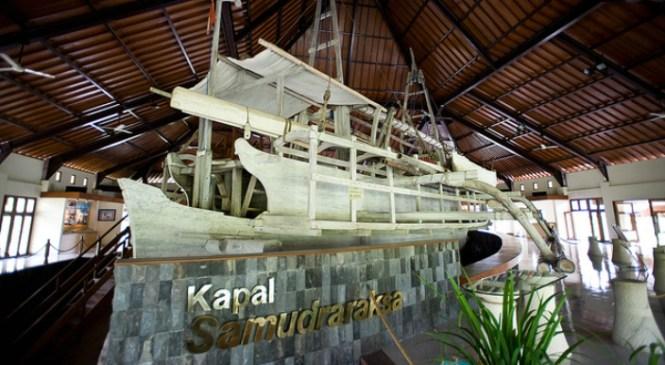 Wisata Museum Kapal Samudraraksa