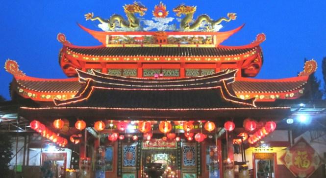 Klenteng Liong Hok Bio Kota Magelang