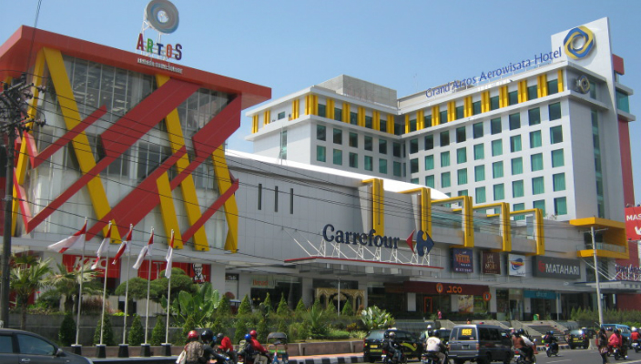 Mall Artos Armada Town Square Magelang