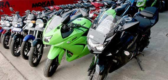 Tips Membeli Sepeda Motor Bekas