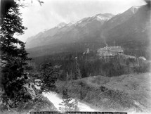 Fairmont Banff Springs Hotel Canadian Rockies