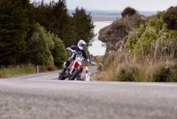 Bluff HIll Climb, Honda CRF 450, Jared Cox, Motupohue, New Zealand, Bluff Promotions NZ Hill Climb Champs, Rider 54, Up to 600cc, Burt Munro Challenge 2015 ,10 year Anniversary event, Thursday 26 November 2016