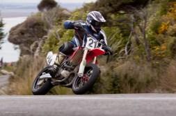 Bluff HIll Climb, Motupohue, New Zealand, Bluff Promotions NZ Hill Climb Champs, Honda CRF 450, Quinn Fowler, Rider 214, Up to 600cc, Burt Munro Challenge 2015,10 year Anniversary event, Thursday 26 November 2016