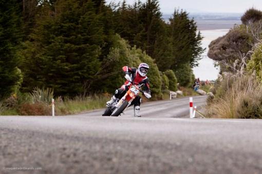 Bluff HIll Climb, Dave Klaver, Honda CRF 450, Motupohue, New Zealand, Bluff Promotions NZ Hill Climb Champs, Rider 55, Up to 600cc, Burt Munro Challenge 2015,10 year Anniversary event, Thursday 26 November 2016