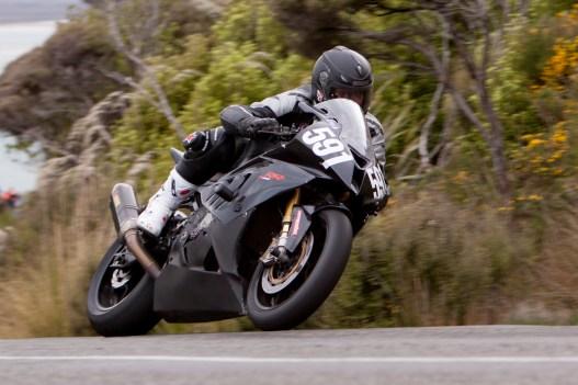 Bill Moffatt, Bluff HIll Climb, BMW S1000RR 999, Burt Munro Challenge, Flagstaff Road, Motupohue, New Zealand, NZ Hill Climb Champs, Open Class, Rider 591