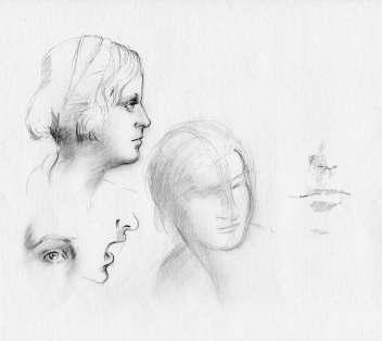 Apuntes de maestros del dibujo