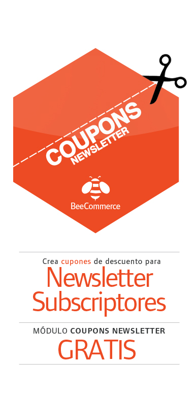 Coupons Newsletter Magento