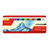 Caran d'Ache Gouache Studio Wasserfarben  15 Farben