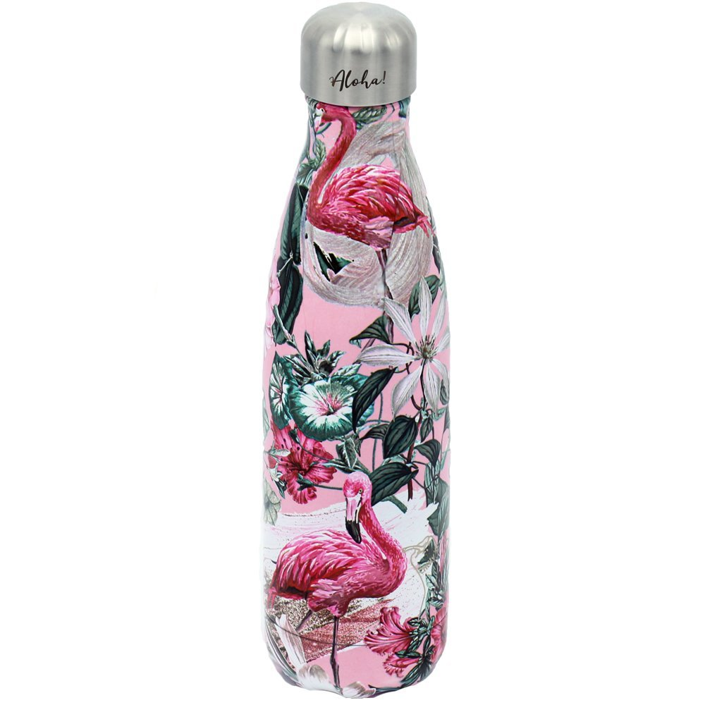 chilly s bottle personnalisee pink flamingo ideecadeau ch