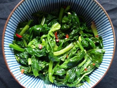 spinat sauer-scharf