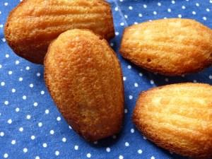 kinako-madeleines