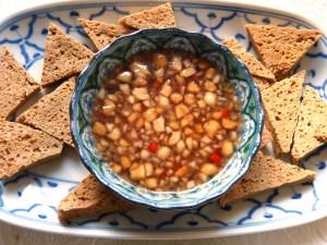 tofu mit dip