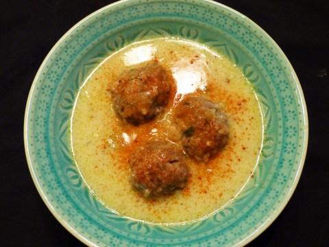 köftesuppe