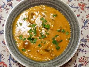 hafer-pilz-suppe