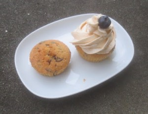 Amarula-Cupcakes