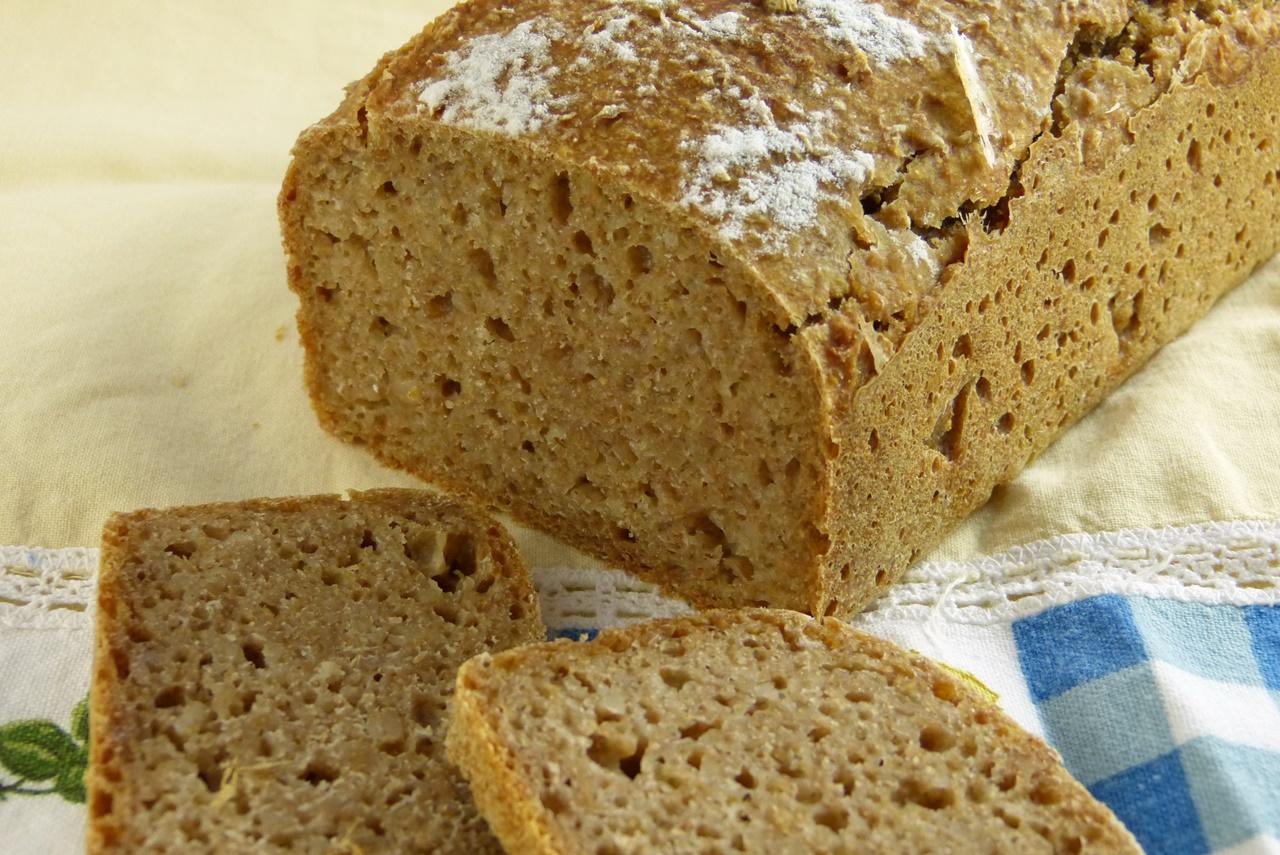 Brot mit gekeimtem Dinkel – magentratzerl.de