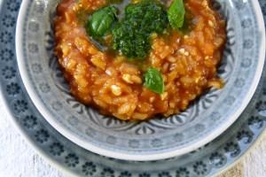 tomatenrisotto