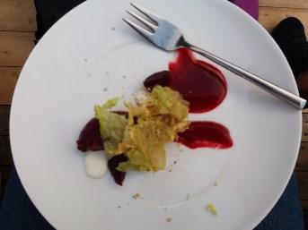 gelierter borscht