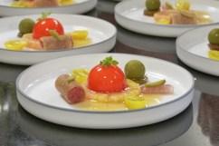 tomate, olive