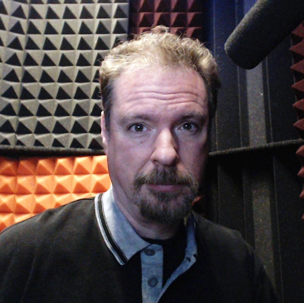 Thomas Machin - Voice Actor