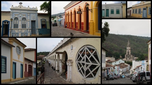 Goias, la coloniale