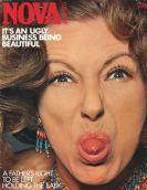 Adrian Flowers took this Nova cover (July 1971)