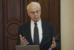 Porkoláb Miklós, az MTA külső tagja megtartotta székfoglaló előadását
