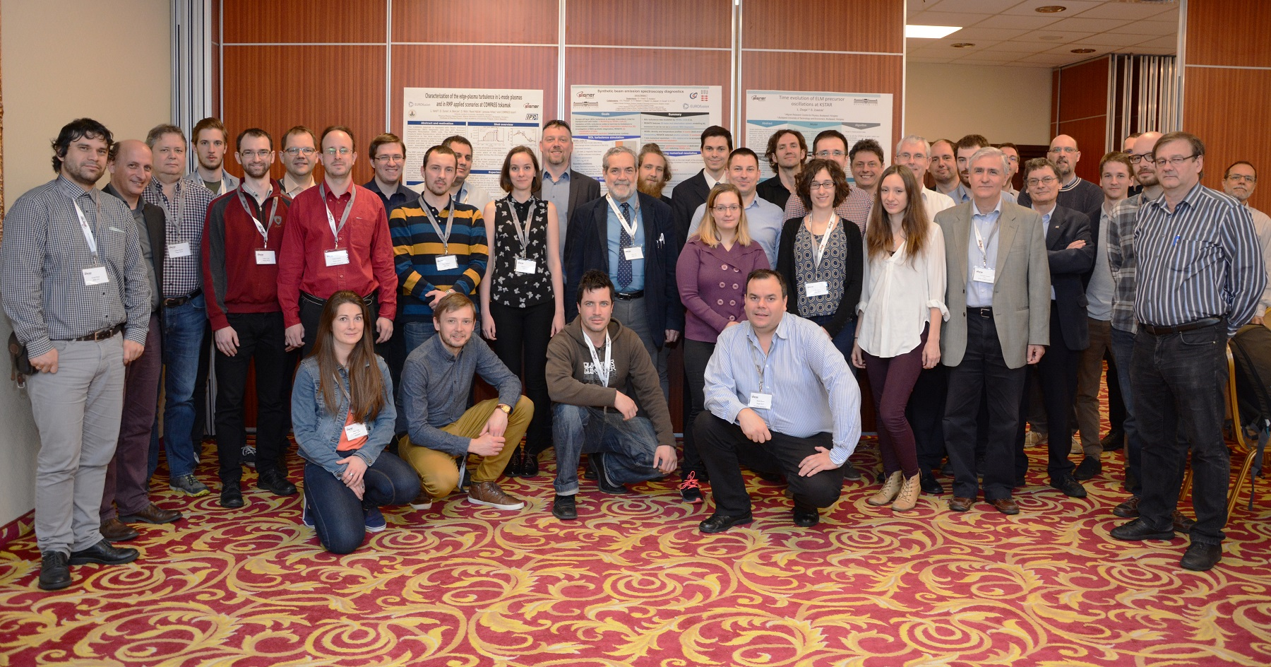The 8th Hungarian Plasma Physics and Fusion Technology Workshop has been successfully organized