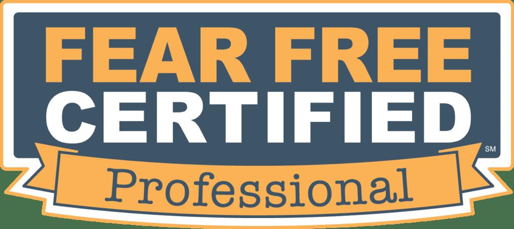 Fear Free Certified Professional dog trainer Nicole Ellis