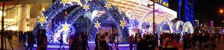 Landscape of the display, Cinderella Theme! Love it :)