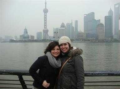 SHANGHAI- you can see the Pearl Tower