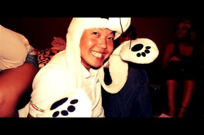 ken the panda, super cute!