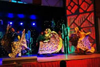 Entertainment, Traditional Dancers