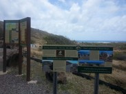 #hiking up #AieaLoopTrail