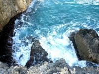 The place where she jumps off the cliff in Forgetting Sarah Marshall