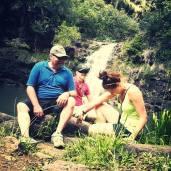 #botanicalGardens and #waterfalls