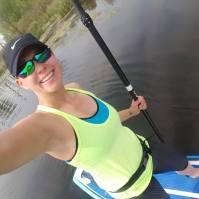 Loving this paddle!