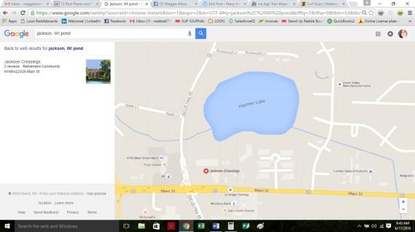 Hasmer Pond