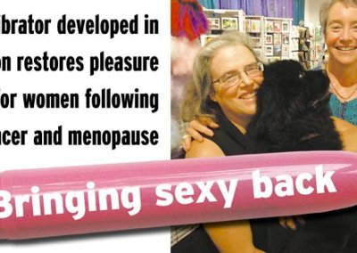 A Woman's Touch Resources for Cancer Patients and Menopausal Women